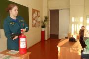 ОБЪЯВЛЕНИЕ о тренировке по действиям персонала при пожарах и ЧС